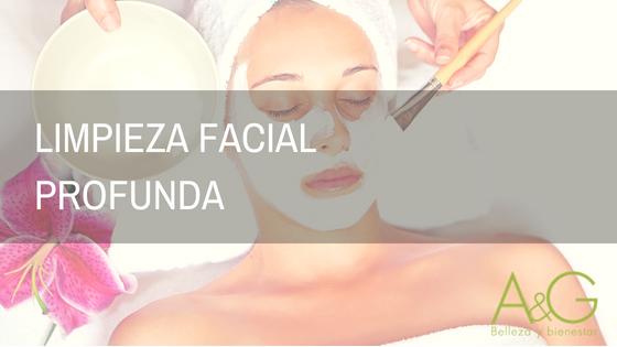 Limpieza Facial Profunda Murcia