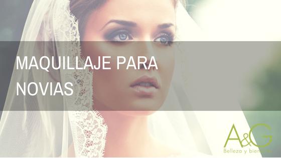 Maquillaje para novias Murcia