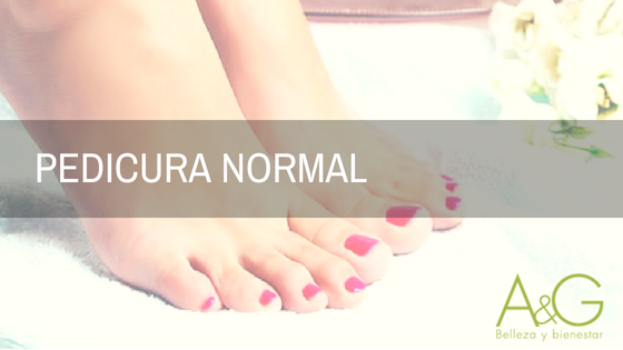 Pedicura Normal Murcia