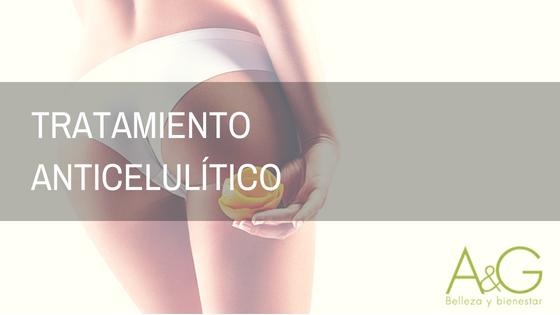 Tratamiento anticelulitico Murcia